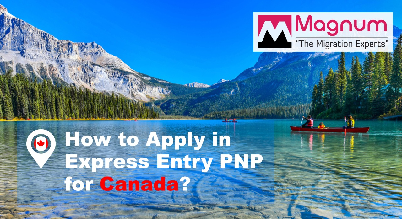 Apply in Express Entry PNP Canada