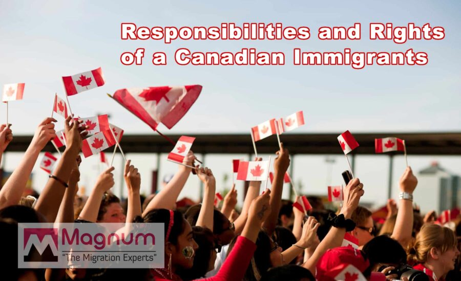 Responsibilities and Rights of Canada Immigrants